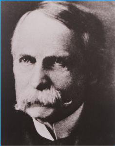 Carroll D. Wright, first BLS Commissioner